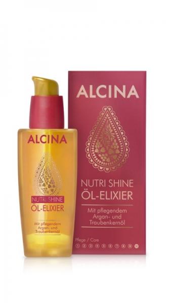 Alcina Nutri Shine Öl-Elixier - 50 ml