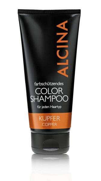 Alcina Color-Shampoo Kupfer - 200 ml