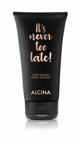 Alcina It's never too late Anti-Aging Body Mousse - 150 ml